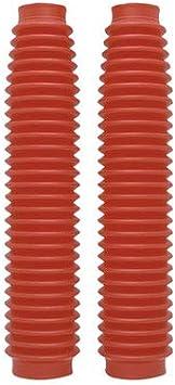 Polisport Fork Boots Red for Honda XR650R 2000-2007