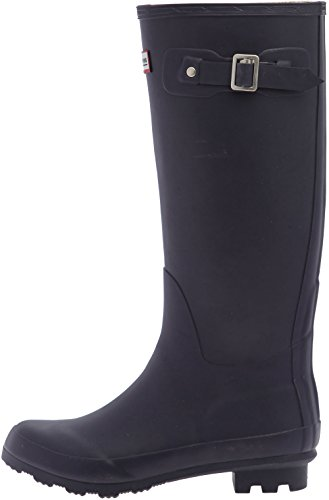 Wellington Rain Boots Paperplanes Long Women Garden 1193 Trendy Navy RqwvvUIYpx