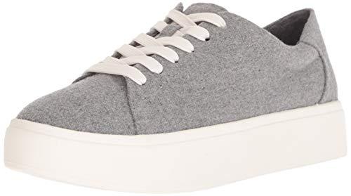 (Dr. Scholl's Shoes Women's Kinney Lace Oxford, Light Grey Flannel, 6.5 M US )