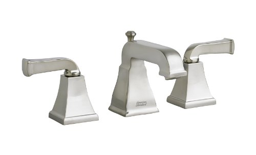 American Standard 2555.821.295 Town Square Widespread Lavatory Faucet, Satin Nickel
