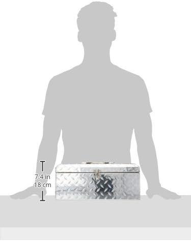 Lund 5116 Challenger Series Brite Hand-Tote Storage Box