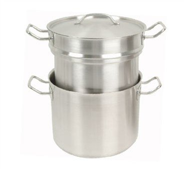 Image Unavailable Not Available For Color Double Boiler With Cover 8 Qt