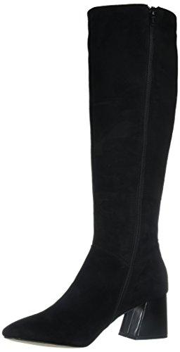 Opportunity Shoes - Corso Como Women's Munich Fashion Boot, Black Kid Suede, 9.5 Medium US