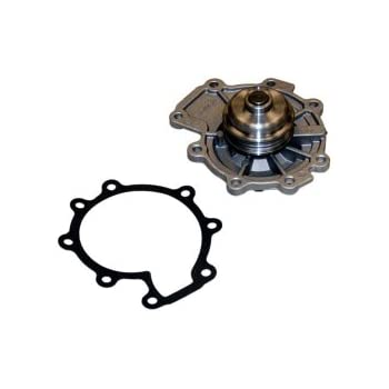 2001 mpv water pump replacement