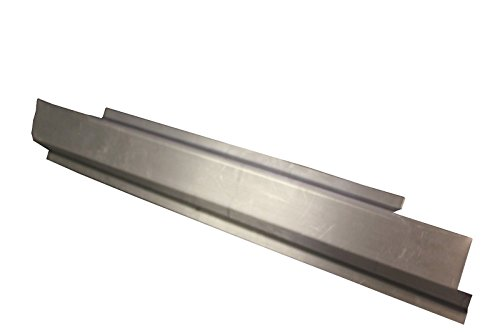 Motor City Sheet Metal - Works With 2002-2009 Dodge Ram 2 Door Standard Cab Outer Rocker Panel Driver Side