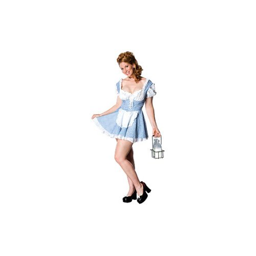 Plus Size Country Girl Costumes (Country Girl Sexy Plus Size Costume 14-16)