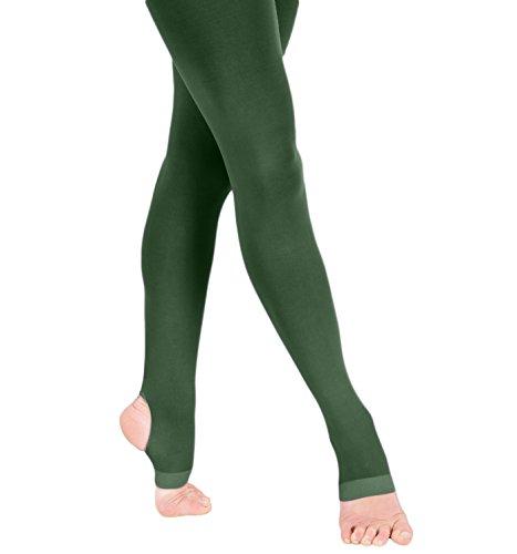 Grandeur Hosiery Womens Stirrup Tights product image