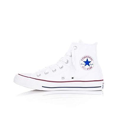 Karmaloop Converse The Chuck Taylor All Star Core Hi Sneaker (8.5 B(M) US, Optical White)