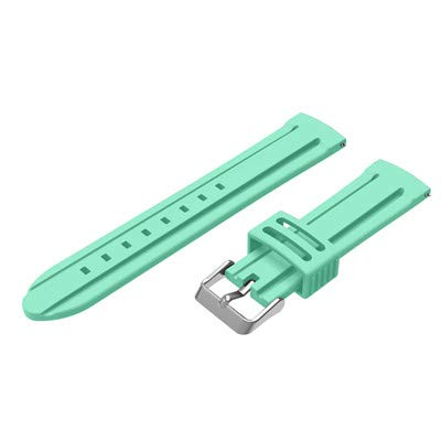 Jewh 22mm Watch Strap 2018 - Replacement Silicone Soft Band Strap for Garmin Fenix - Chronos