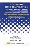 BSCCO Tapes and More on Josephson Structures and Superconducting Electronics, A. V. Narlikar, 1590333438