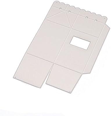 Moon Brid Leche Caja Cutting Esto, Metal Perforadora – Troquel ...