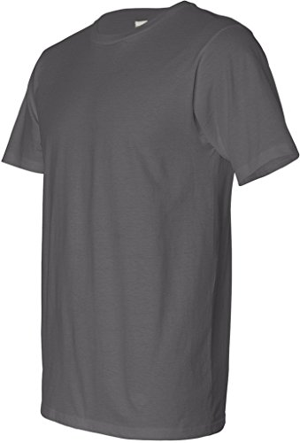 [Anvil Men's Organic Cotton T-Shirt, Charcoal, X-Large] (Where Does Halloween Come From)