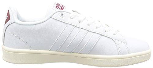 Cloudfoam ftwwht Sneaker Herren ftwwht Weiß cburgu Advantage Adidas