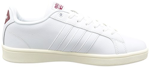 cburgu Weiß Cloudfoam ftwwht Adidas ftwwht Advantage Herren Sneaker qIz01P