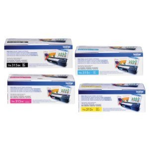 Genuine Brother TN 315 HL4570CDW Colors