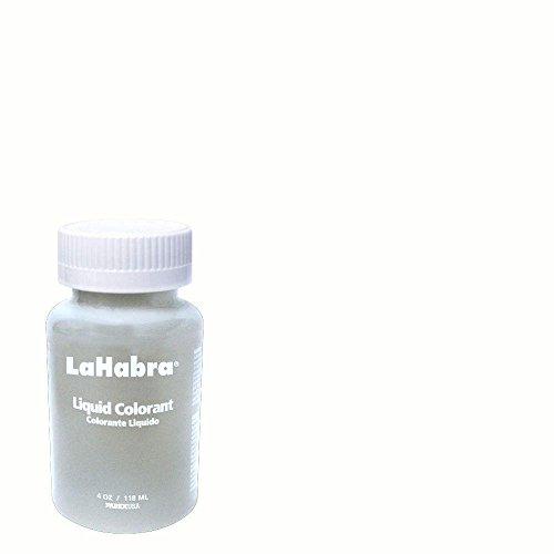 LaHabra Allegro II 4 oz. Liquid Color #AL50 Crystal White