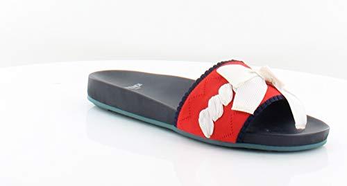 - FENDI Filato Mini Cannol Women's Sandals & Flip Flops Red Size 8 M