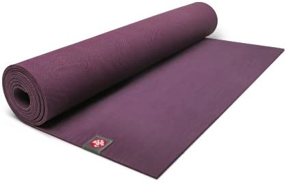 Amazon.com : Manduka Unisex eKO 5mm Yoga Mat Acai Exercise ...