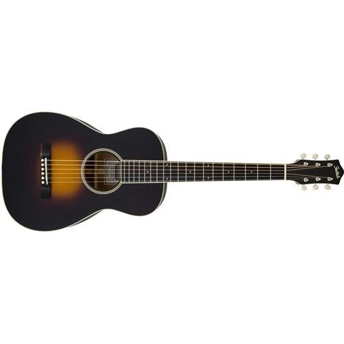 Gretsch Guitars G9511 Style 1 Single-0 Parlor Acoustic Guitar Appalachia Cloudburst