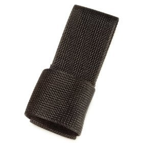 - HWC Police Security Black Nylon Universal Maglite
