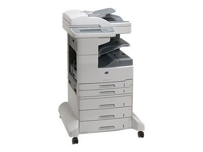 HP LaserJet M5035xs MFP - Multifunction ( fax / copier / printer / scanner ) - B/W - laser - copying (up to): 35 ppm - printing (up to): 35 ppm - 2100 sheets - 33.6 Kbps - Hi-Speed USB, 10/100 Base-TX