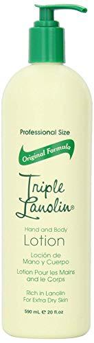- Vienna Triple Lanolin Hand & Body Lotion 20 fl. oz