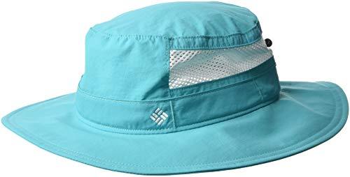 Columbia Youth Unisex Bora Bora Jr III Booney Hat, Moisture Wicking Fabric, UV Sun -