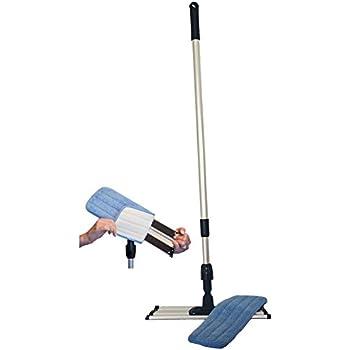 Amazon Com Commercial Grade Microfiber Floor Dust Mop