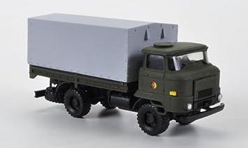 IFA L 60 planos-camión, NVA , Modelo de Auto, modello completo,