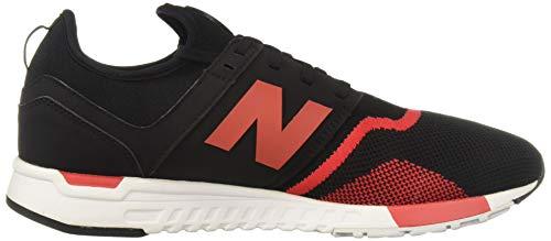 rouge New 5 Homme Baskets 39 Eu Noir Balance Mrl247gr Noir Pour 6wqYH6