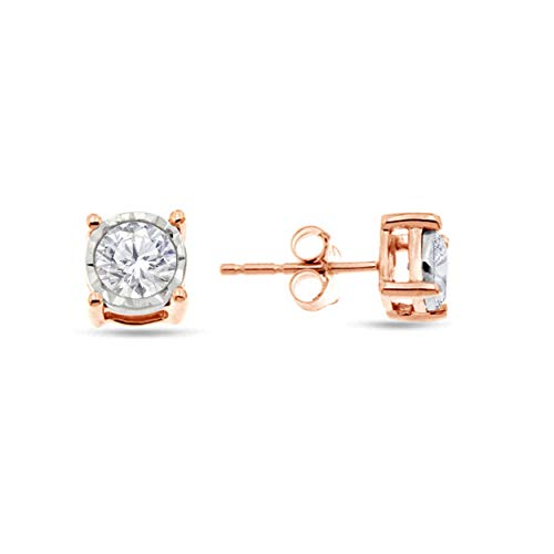 Natalia Drake Rose Gold Plated Sterling Silver Miraculous for sale  Delivered anywhere in USA