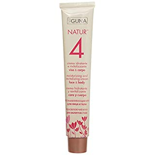 GUNA Biotherapeutics Natur 4-Moisturizing & revitalizing Cream, 2.4 Oz by