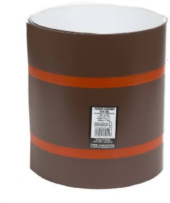 - AMERIMAX HOME PRODUCTS 69112 12x50 Trim Coil, White/Brown