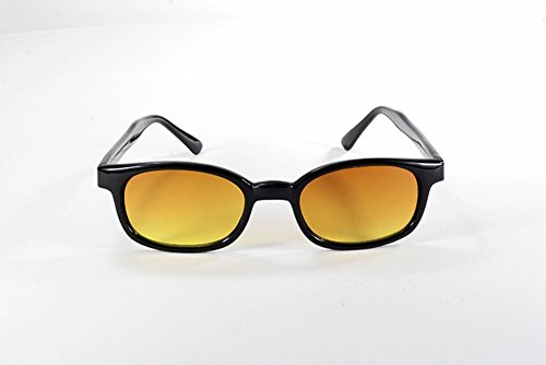 b3b31d9f40 X KD Sunglasses Blue Buster Amber Lens Sunglasses Large Size UV400 - Buy  Online in UAE.