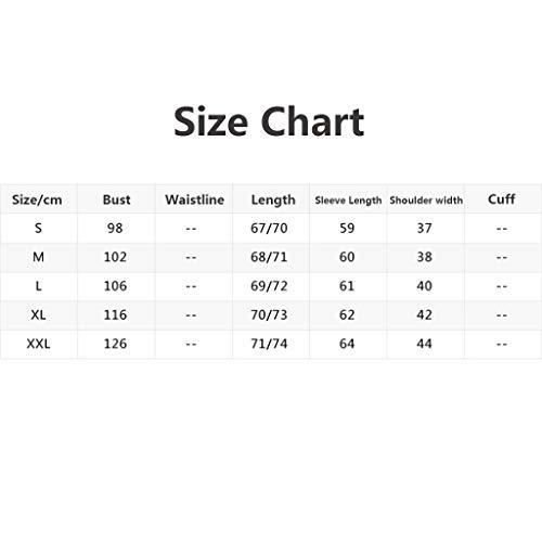 Larga Grande Talla Mujer Pecho Solo Camisa Manga Impresión Las Solapa Un De C Mujeres 8vS4qBv