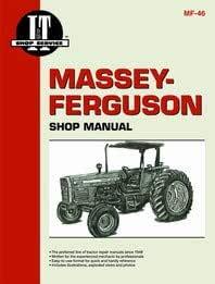 Amazon.com: Massey Ferguson 360 Tractor Service Manual (IT Shop): Home  ImprovementAmazon.com