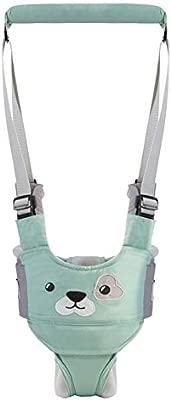 Arnés para caminar para bebés, por PER Handheld Baby Learn to Walk Safety Harness Walking Learning Helper Walking Assistant para bebés de 6 a 24 meses ...
