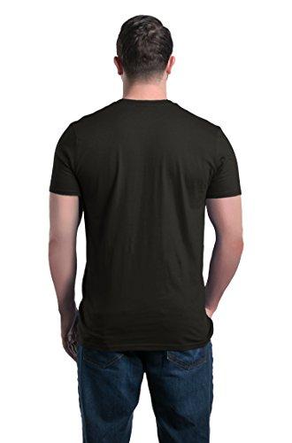 Shop4Ever Distressed Rainbow Flag T-shirt Gay Pride Shirts X-Large Black 0