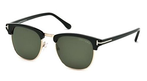 Sunglasses Tom Ford HENRY TF 248 FT 05N black/other / - Tom Henry Ford