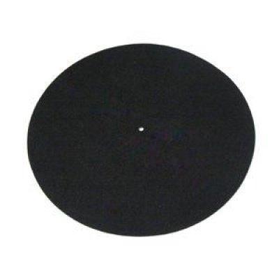 Alfombrilla Rega para tocadiscos, de fieltro, de color negro y ...