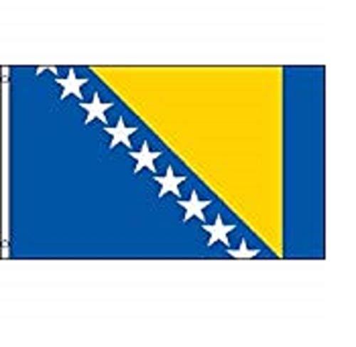 Bosnia-Herzegovina 3'x5' Polyester Flag ()