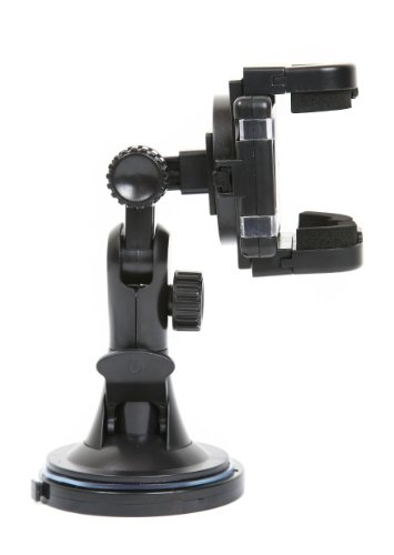 Navitech In Car Suction Cup Windscreen / Air Vent / Dash Disc 3 in 1 Universal 360 degree operation Mount Cradle for the HTC Desire 700 dual sim / HTC Desire 601 dual sim / HTC Desire 501 dual sim