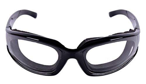 MountainPeak Home No-Fog No-Tears Premium Onion Goggles and Kitchen Safety Glasses