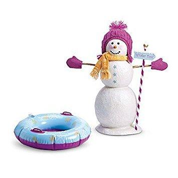 American Girl Snow Much Fun Set - MY AG 2013 (Skis Girl Fun)