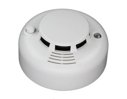 Lupus Electronics LUPUSEC Rauchmelder, EN 14604 für die XT Alarmanlagen, kompatibel mit der XT1 und XT2 Funk Alarmanlagen, Energieklasse A, 12004