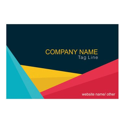 Amazon design your own personalized business cards custom design your own personalized business cards custom professional company visiting card front and back reheart Images