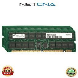 X7026A 2GB (8x256MB) Sun Enterprise Original 60ns 168-Pin Buffered ECC FPM DIMM Memory Kit 100% Compatible memory by NETCNA USA -