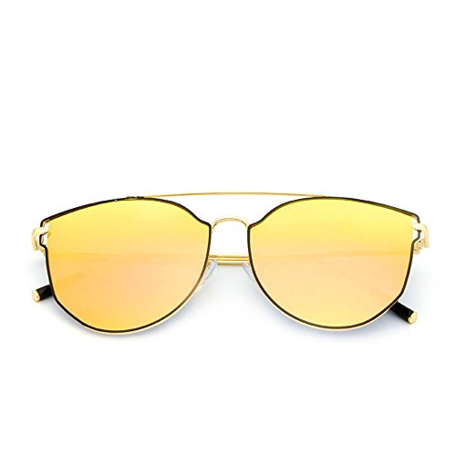 à la monture conduite polarisées Lunettes éblouissement uv lumière lunettes de à intégrale extérieur Hommes La de de lunettes avec en so soleil la lunettes soleil et anti pour Gold anti conduite convient wSgSB