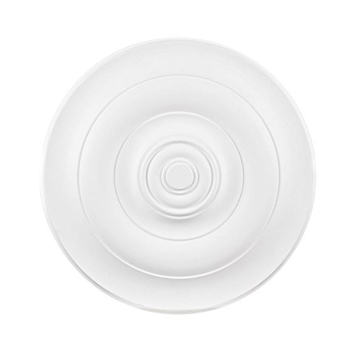 Elk Lighting M1024WH Decorative-Ceiling-Medallions White ()