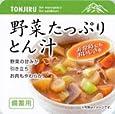 東和食彩 備蓄用 野菜たっぷり豚汁